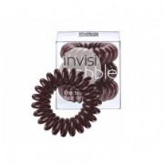 libellulabio invisibobble chocolatebrown