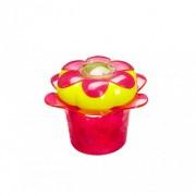 libellulabio tangleteezer magicflowerpot princesspink2