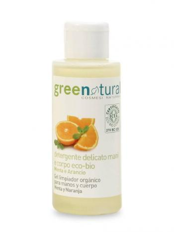 libellulabio greenatural detergentementaarancio