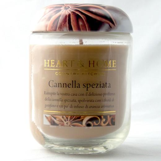libellulabio heart&home cannella