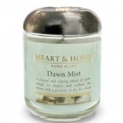 libellulabio heart&home candele ceradisoia foschiadellalba
