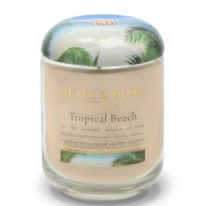 libellulabio heart&home candele ceradisoia tropicalbeach