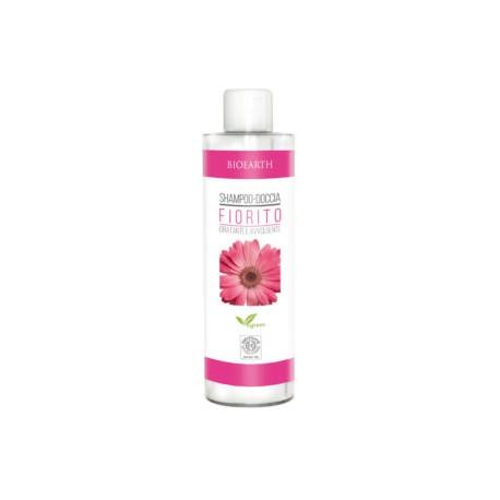 libellulabio bioearth-family-shampoo-doccia-fiorito-500-ml