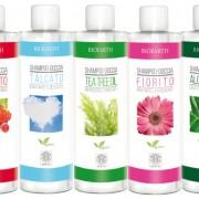 libellulabio bioearth linea family doccia shampoo new