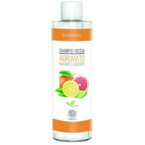 libellulabio bioearth-shampoo-doccia-agrumato family 500ml