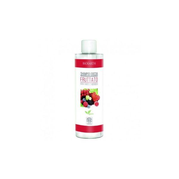 libellulabio bioearth-shampoo-doccia-fruttato family 500ml