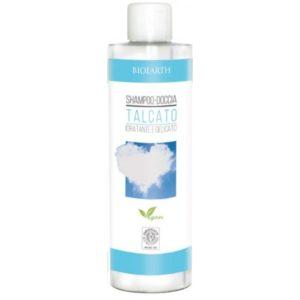 libellulabio bioearth shampoo-doccia-talcato family 500ml