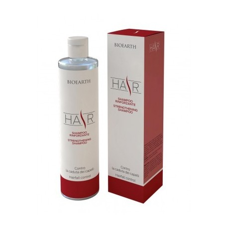 libellulabio bioearth shampoo-rinforzante bio