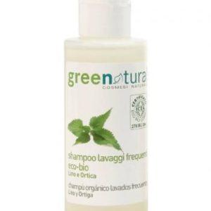 libellulabio shampoo lavaggi frequenti mini greenatural