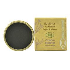 libellulabio couleurcaramel eyeliner in crema bio nero