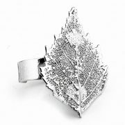 libellulabio esterbijoux betulla argento anello