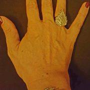 libellulabio esterbijoux betulla argento anello e bracciale