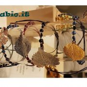 libellulabio-esterbijoux-foglie-miste-bracciale-cordino