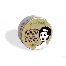 Libellulabio greenatural burro di karitè e cacao