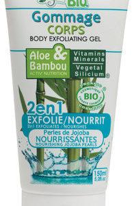 libellulabio born-to-bio-organic-2 in 1 scrub gommage corpo nutriente bio