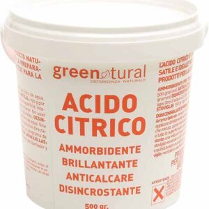 libellulabio greenatural- acido citrico