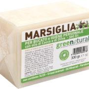 libellulabio greenatural-sapone-di-marsiglia-300g