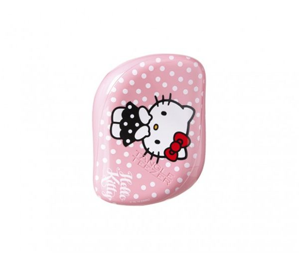 libellulabio tangle teezer compact hello kitty rosa