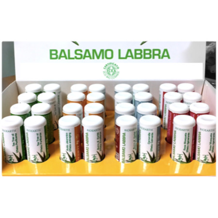 libellulabio bioearth tbs balsami labbra bio