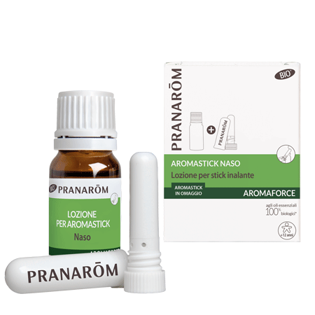 LIBELLULA BIO AROMAFORCE-Aromastick-naso-BIO-Eco-Pranarom