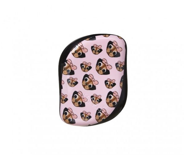 libellulabio tangle teezer compact styler pug love limited edition