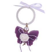 libellulabio amorevole farfalla lilla amo379