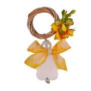 libellulabio amorevole fiore bianco amo375