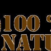 Logo 100-NATURAL