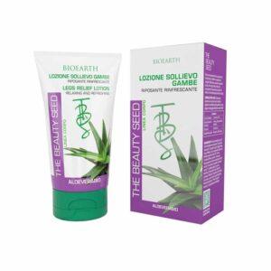 libellulabio bioearth lozione-sollievo-gambe