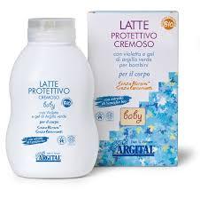 libellula bio argital baby latte viso e corpo protettivo