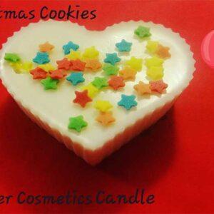 libellula bio glitter cosmetics christmas cookies