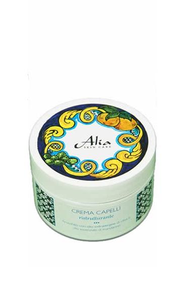 libellula bio alia crema capelli ristrutturante e styling