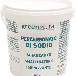 percarbonato di sodio greenatural