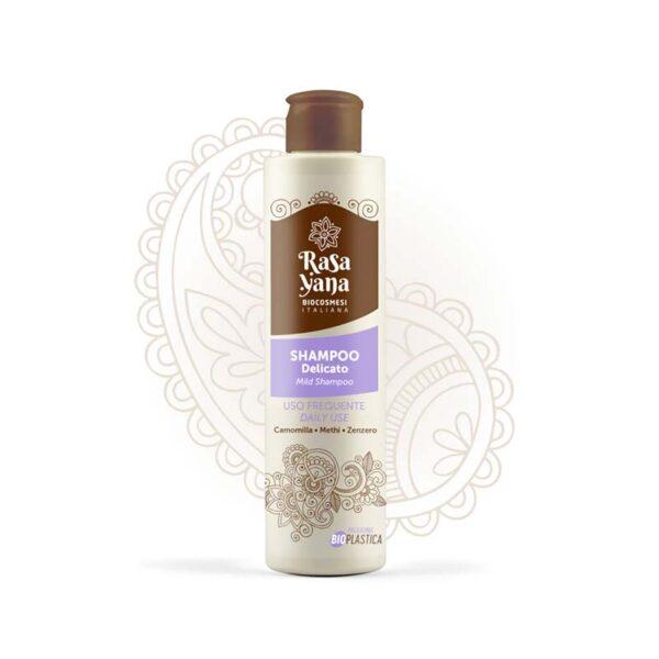 rasayana shampoo delicato new
