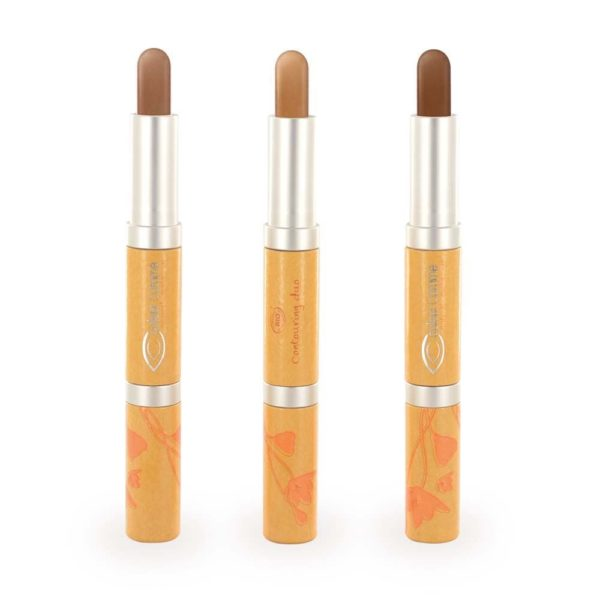 contouring duo stick couleur caramel