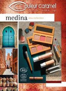 couleur caramel look medina