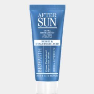 crema viso doposole oil free bioearth