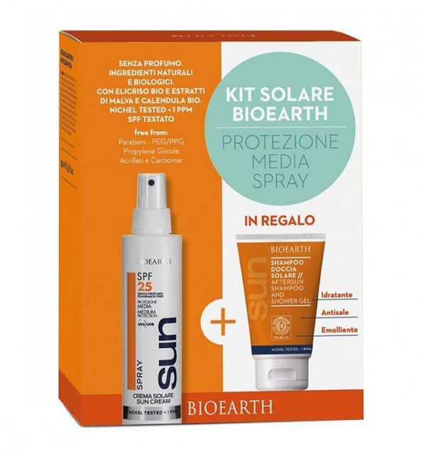 kit solare bioearth