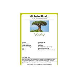 baobab in polvere Michele Rinaldi