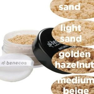 benecos mineral powder fondotinta