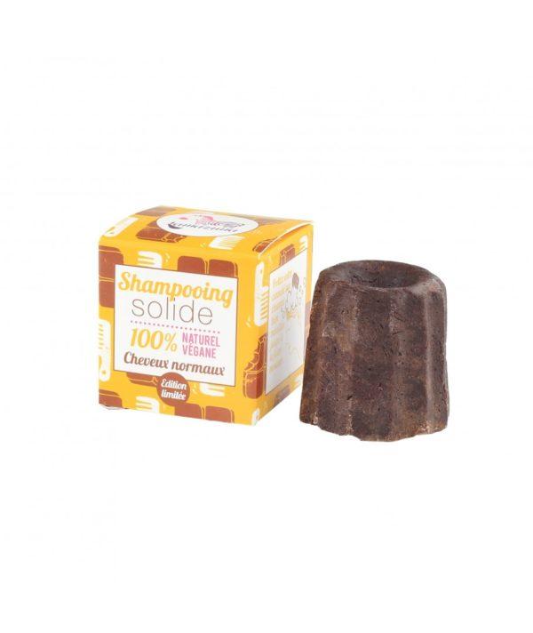 shampoo solido al cioccolato Lamazuna