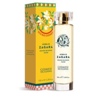 acqua profumata zagara cosmesi siciliana