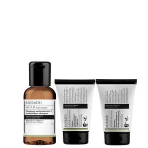 kit capelli mini antioxidant bioearth