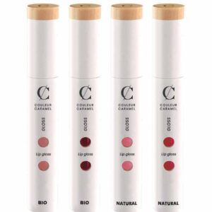 gloss ephemere couleur caramel