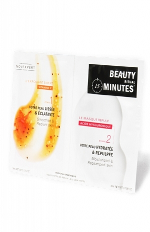 beauty minutes Novexpert