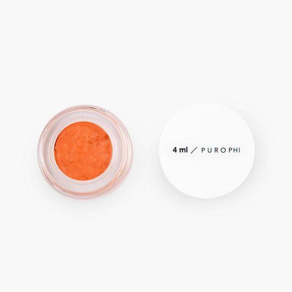 purophi 4 ml blush peach color x skin
