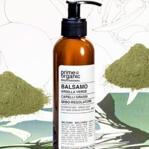 prime organic balsamo-argilla-verde