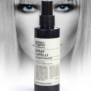 prime organic spray capelli