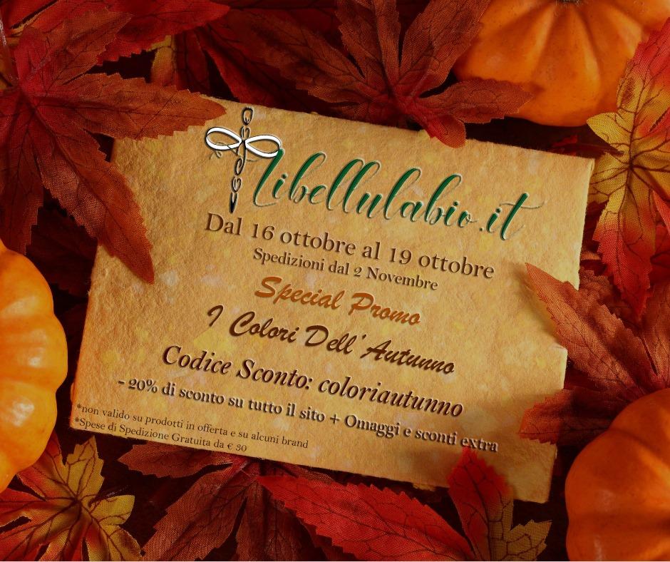 i colori dell' autunno promo